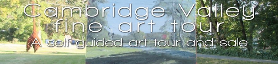 Cambridge Valley Fine Art Tour